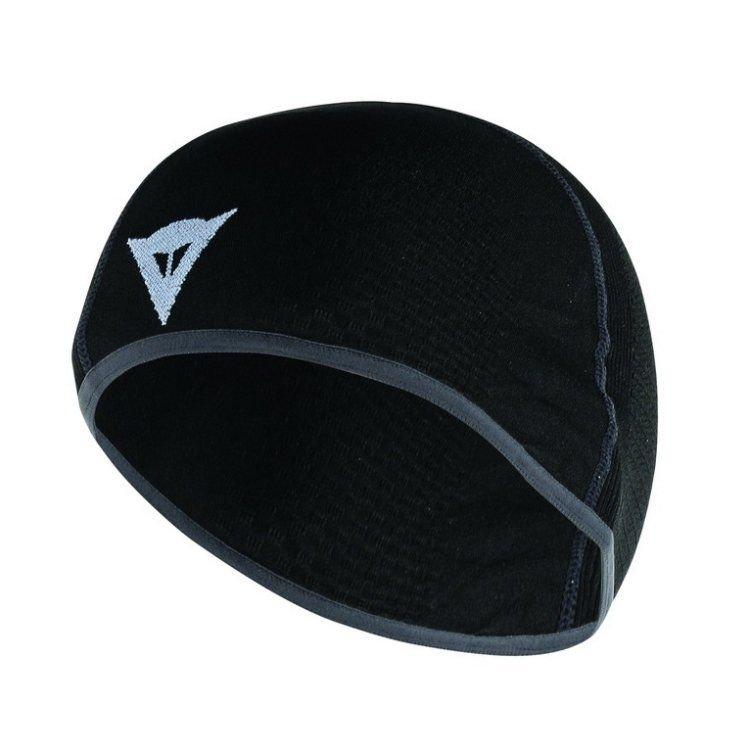 Černá zimní čepice Dainese