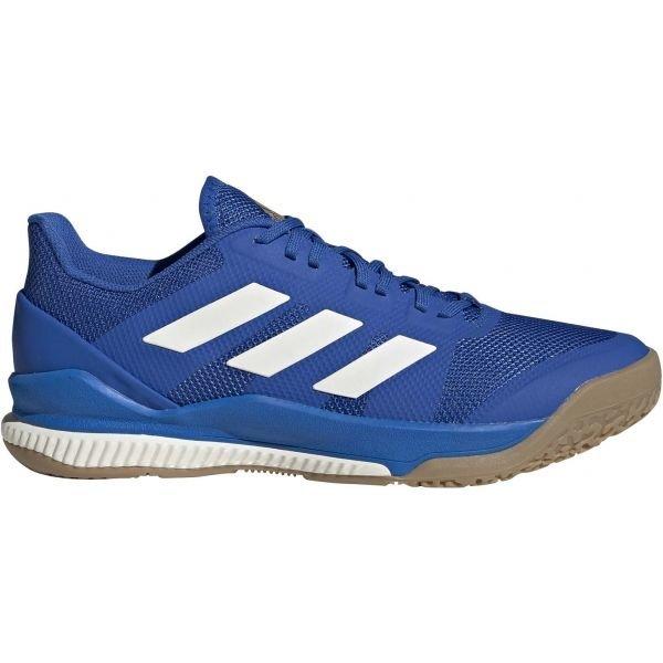 Modré pánské boty na házenou Adidas