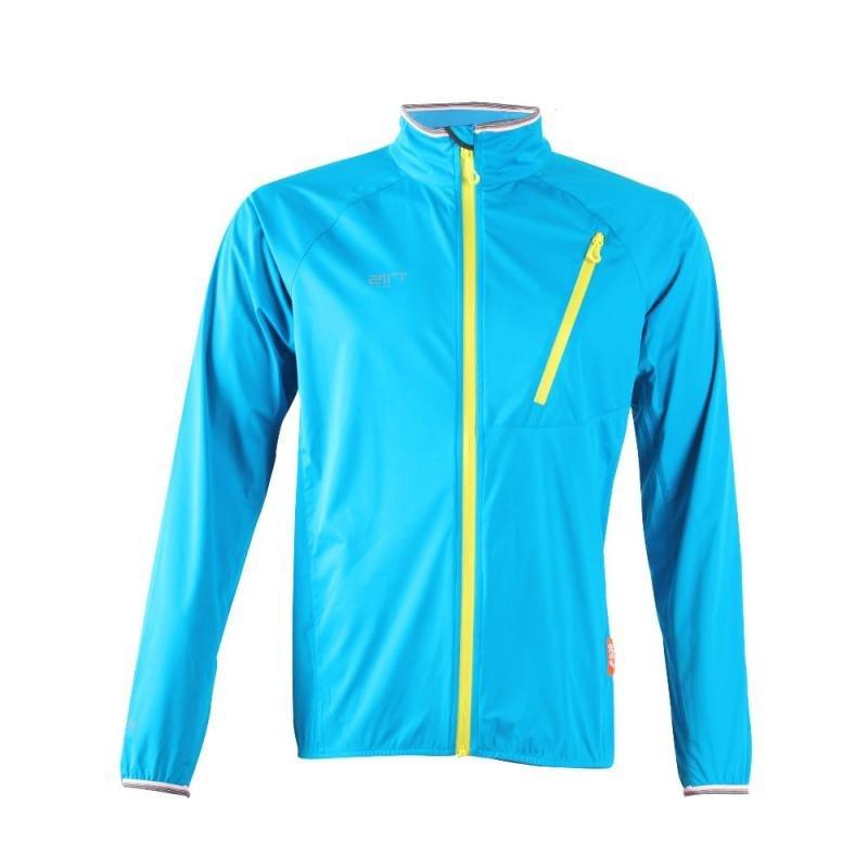 Modrá softshellová pánská bunda 2117 of Sweden - velikost M