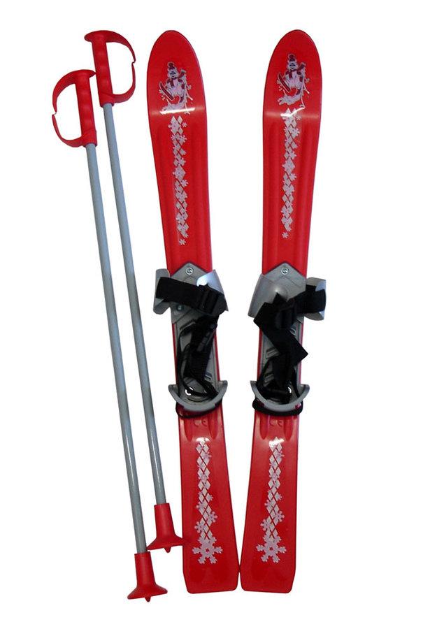 Dětská sada na sjezdové lyžování - délka 70 cm
