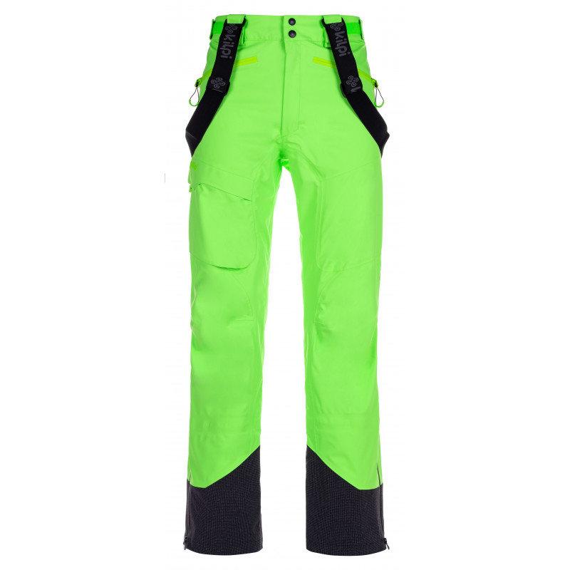 Zelené pánské lyžařské kalhoty Kilpi