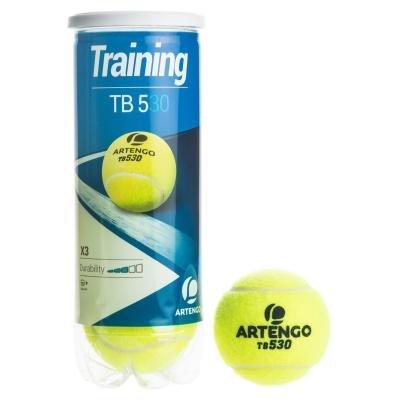 Tenisový míček TB 530, Artengo - 3 ks