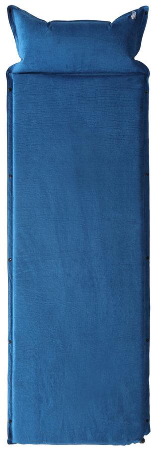 Modrá samonafukovací karimatka Acra - tloušťka 5 cm