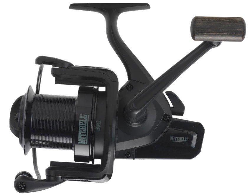 Rybářský naviják - Mitchell naviják AVOCAST 7000 Black edition