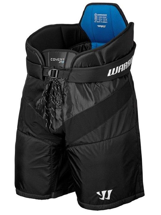 Černé hokejové kalhoty Warrior - velikost XL
