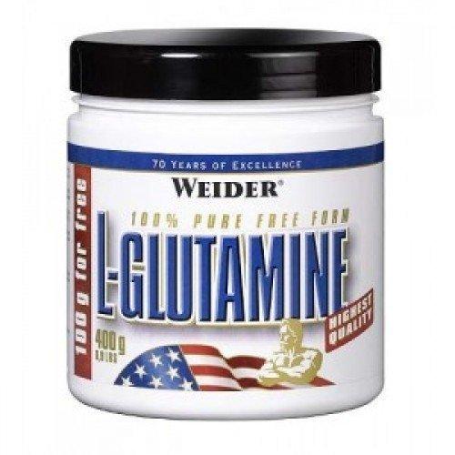 L-Glutamin Weider - 400 g