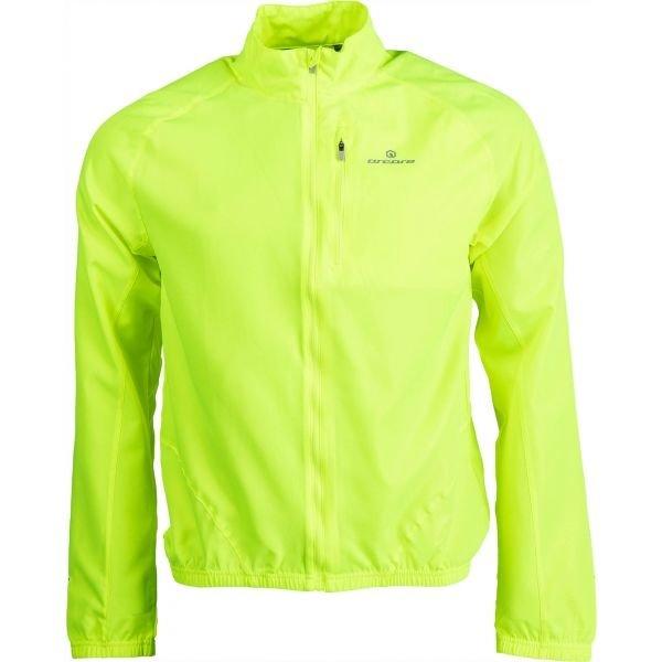 Zelená pánská cyklistická bunda Arcore