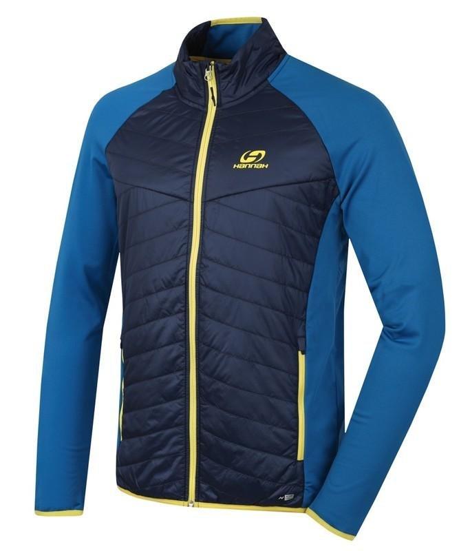 Modrá pánská lyžařská bunda Hannah - velikost 3XL