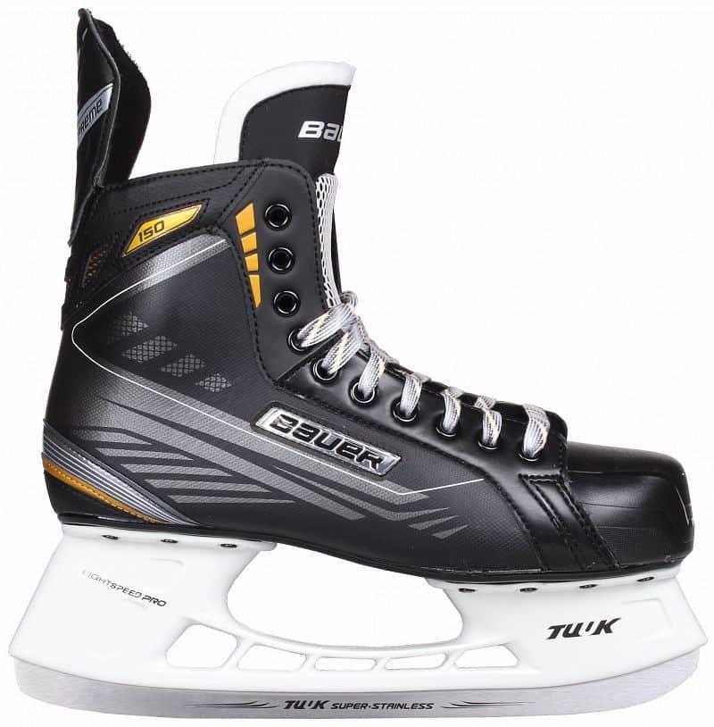 Hokejové brusle Bauer - velikost 45,5 EU