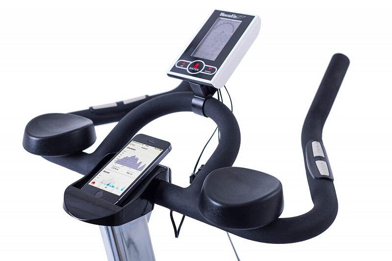 Elektromagnetický cyklotrenažér RACER 50, HouseFit - nosnost 120 kg