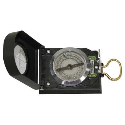 Kompas - Kompas TRAVEL s mapoměrem ZELENÝ