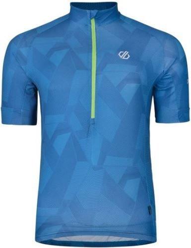 Modrý pánský cyklistický dres Dare 2b