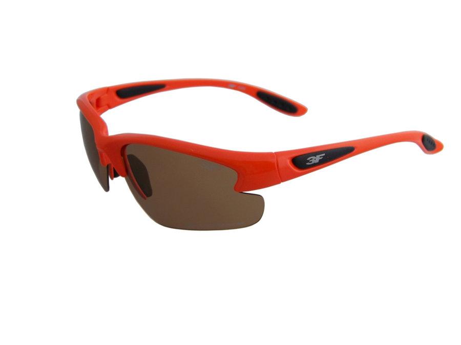 Polarizační brýle - Polarizační brýle 3F Photochromic Barva obrouček: oranžová