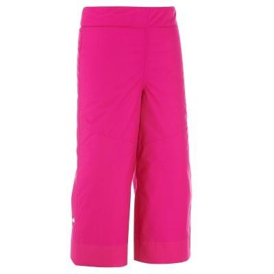 Růžové dětské lyžařské kalhoty Wed'ze - velikost 90
