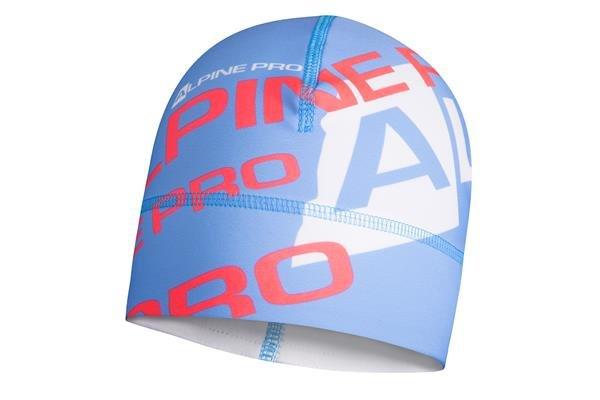 Modrá zimní čepice Alpine Pro - velikost S