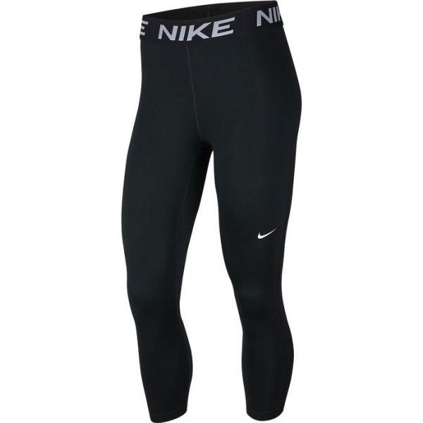Černé dámské legíny Nike - velikost M