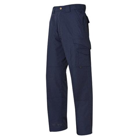 Kalhoty - Kalhoty 24-7 TACTICAL Teflon rip-stop TMAVĚ MODRÉ