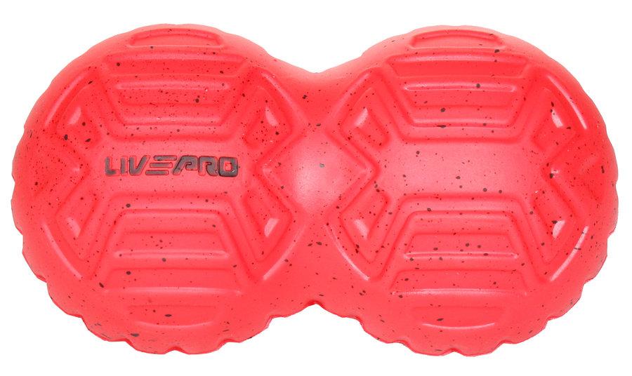 Masážní válec LivePro - průměr 10,5 cm a délka 19 cm