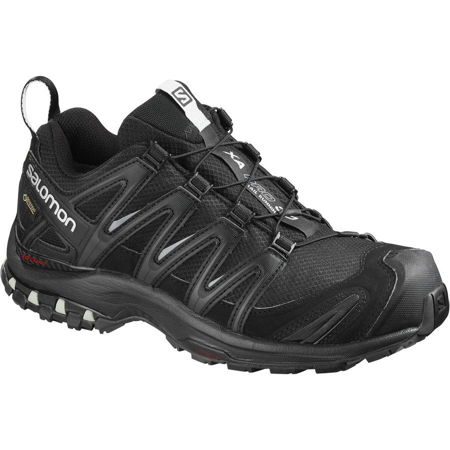 Černé dámské běžecké boty - obuv Salomon