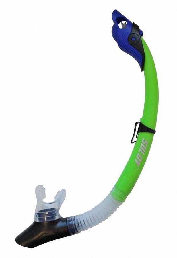 Šnorchl - Šnorchl CALTER ADULT 117SILICON, zelený