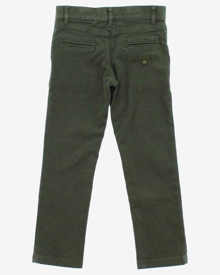 Zelené dívčí džíny John Richmond - velikost 116