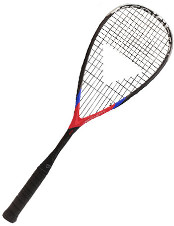 Raketa na squash - Squashová raketa Tecnifibre Carboflex X-Speed 125