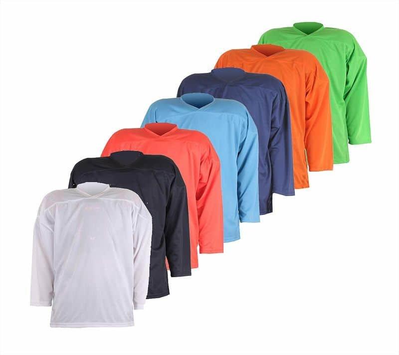 Hokejový dres - sada 20x hokejových dresů HD-2 barva: mix barev
