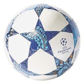 Bílo-modrý fotbalový míč FINALE CDF SOC, Adidas