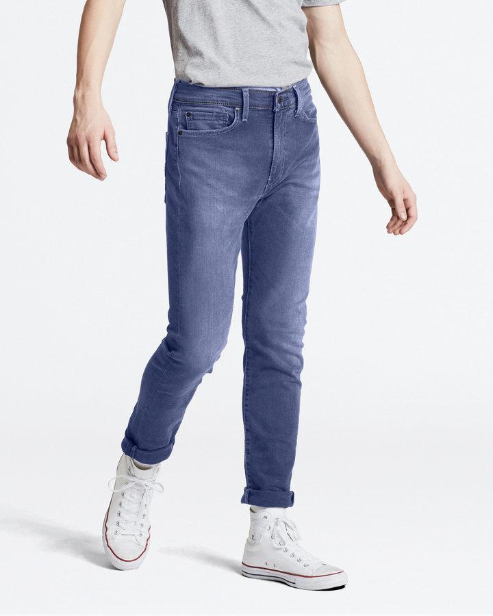 Modré pánské džíny Levi's