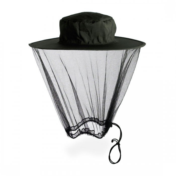 Moskytiéra - Moskytiéra Lifesystems Mosquito-Midge Head Net Hat