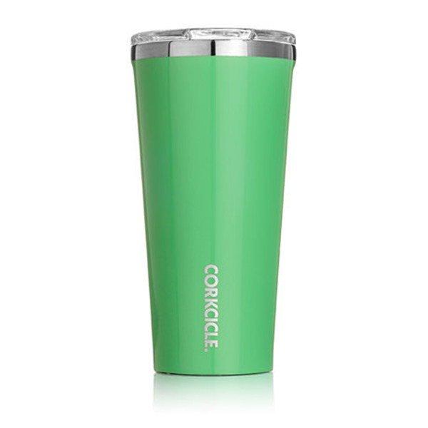 Zelená termoska Tumbler, CORKCICLE - objem 0,71 l