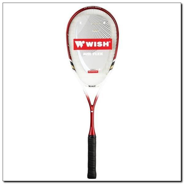 Červená raketa na squash 9920 AIR FLEX, Wish