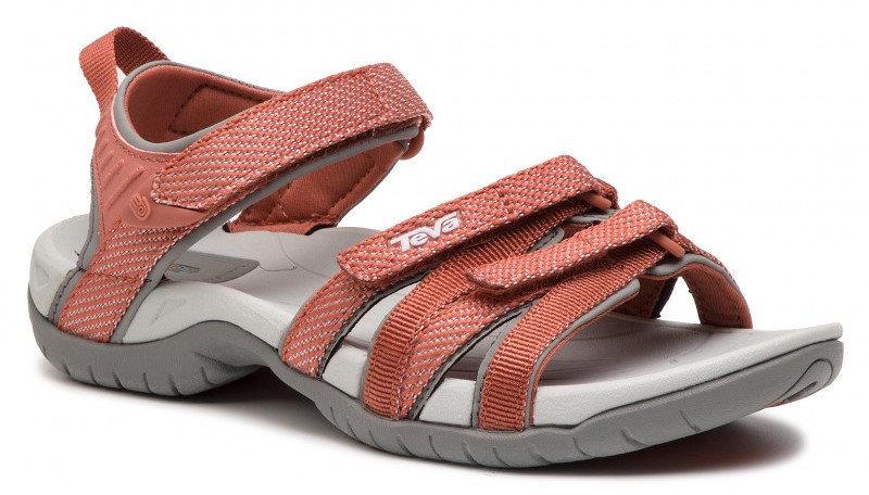 Oranžové dámské sandály Teva