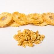 Sušený ananas - Ananas sušené kroužky natural