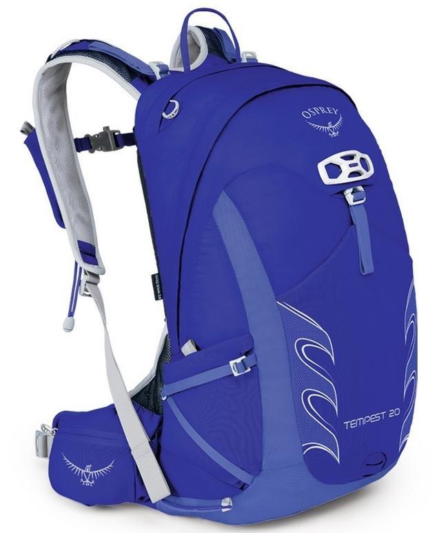 Batoh - Osprey Tempest 20 II- iris blue Velikosti: S/M