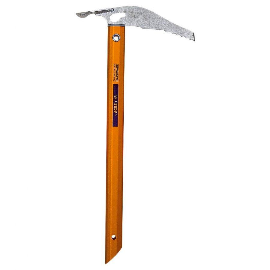 Skialpinistický cepín Agile Ice Axe, Climbing Technology - délka 45 cm