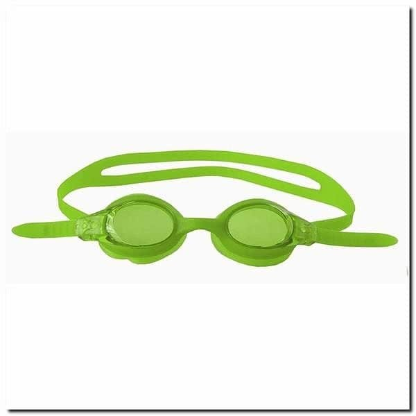 Zelené plavecké brýle SIL-20 AF, SPURT
