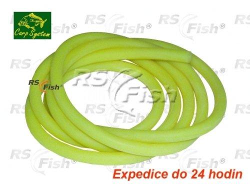 Náhradní guma - JSA Guma náhradní k praku C.S. kulatá žlutá