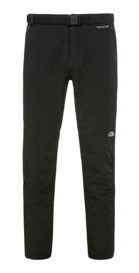 Černé pánské kalhoty na běžky The North Face - velikost XXL
