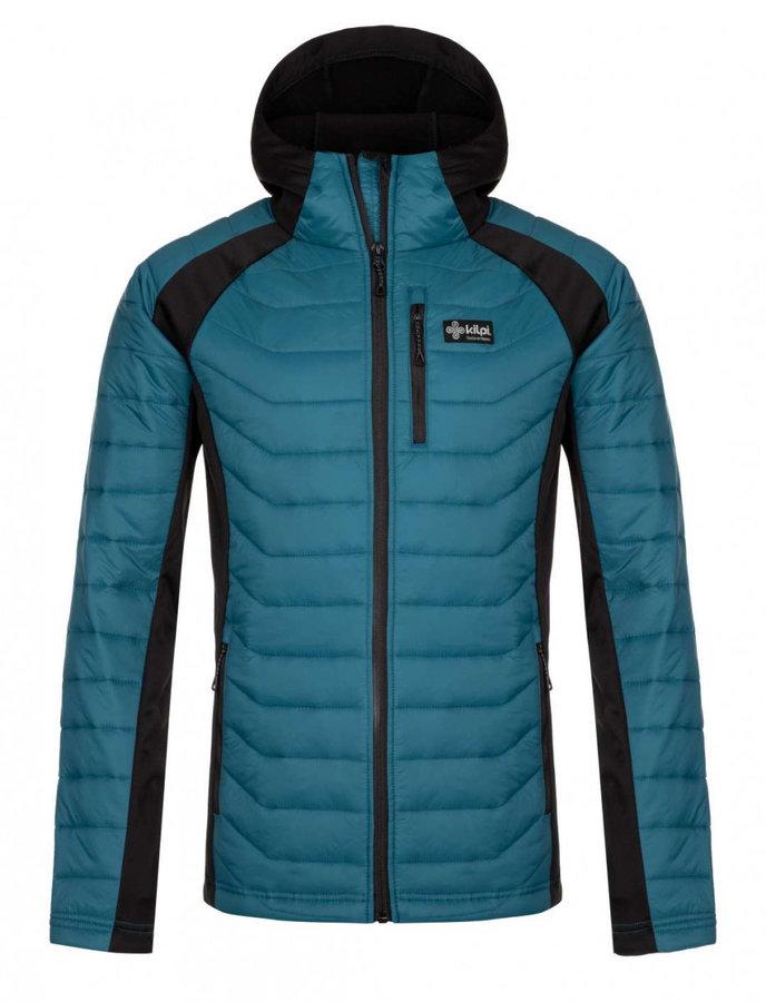Modrá pánská bunda na běžky Kilpi - velikost M