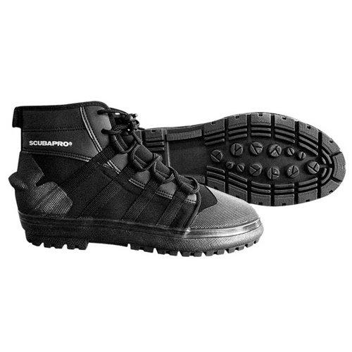 Černé boty k suchému obleku Scubapro