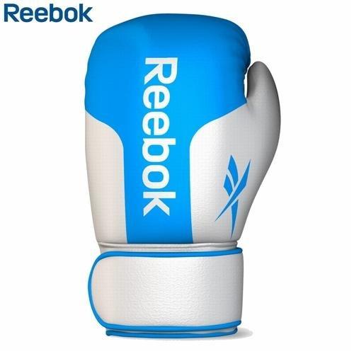 Modré boxerské rukavice Reebok