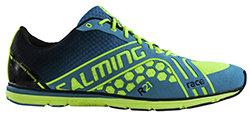 Modro-zelené dámské běžecké boty Race, Salming - velikost 36 EU
