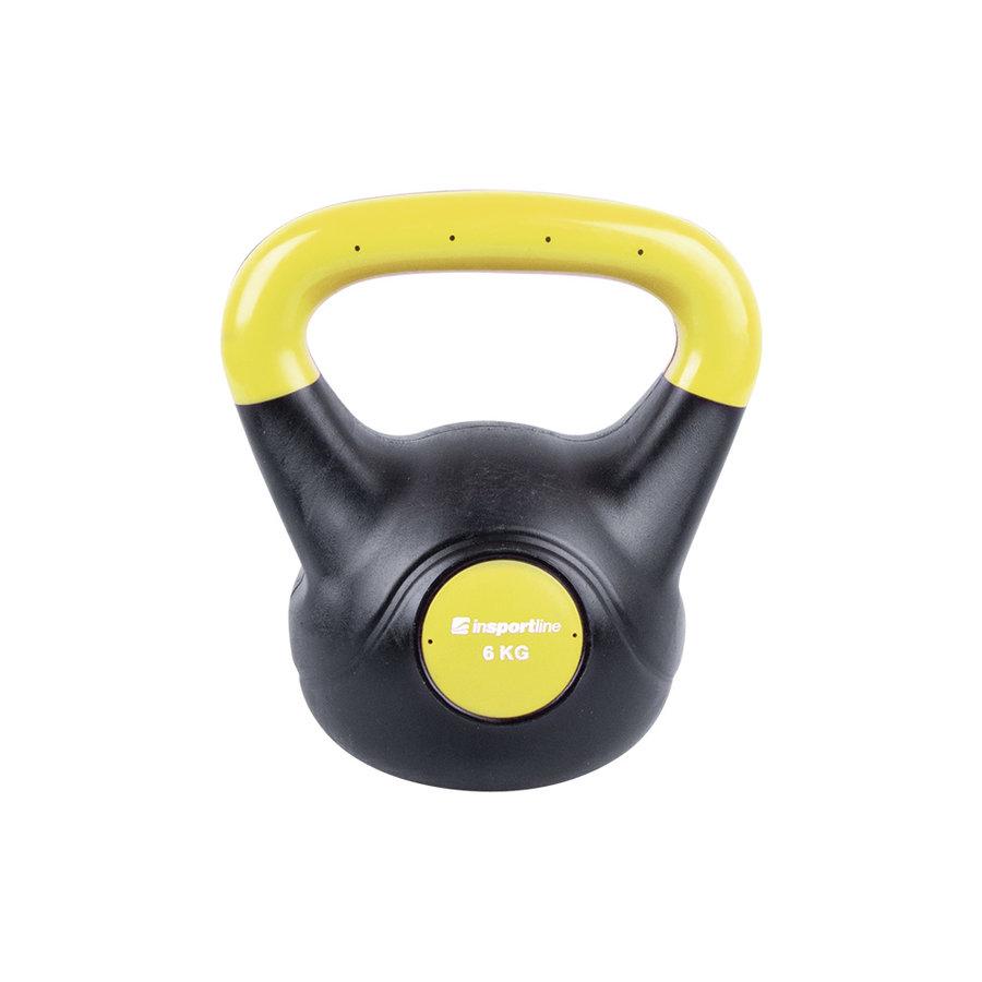 Kettlebell inSPORTline - 6 kg