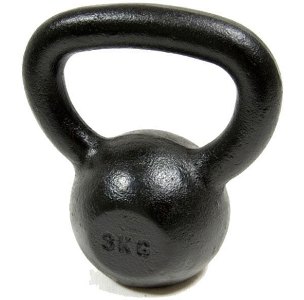 Kettlebell - ČINKA KETTLEBELL 10kg