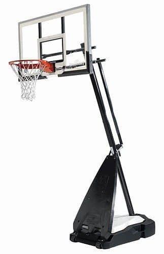 Basketbalový koš - Basketbalový koš NBA ULTIMATE HYBRID PORTABLE Spalding - montáž zdarma, servis u zákazníka