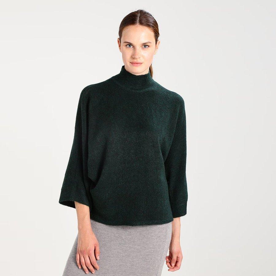 Svetr - Zelený pletený svetřík – Viyonna – S