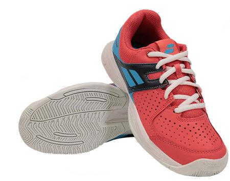 Růžová pánská tenisová obuv Pulsion, Babolat