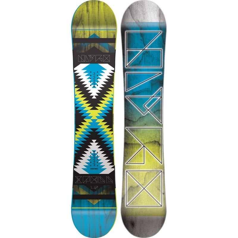 Snowboard bez vázání Nitro - délka 145 cm