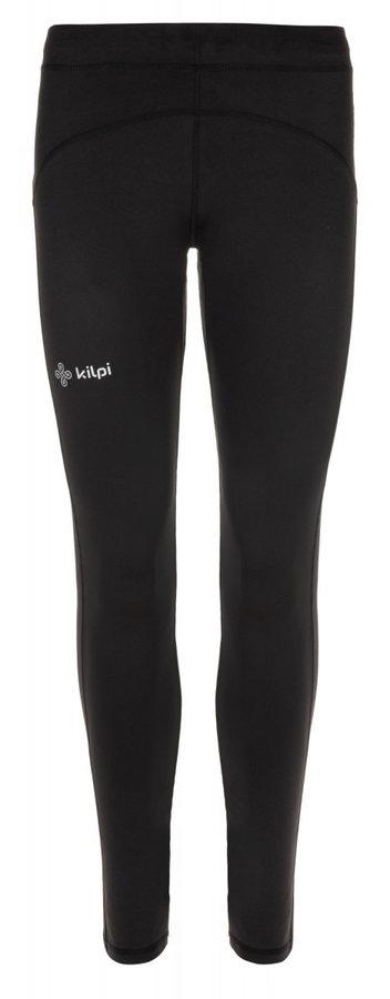 Černé dámské kalhoty na běžky Kilpi